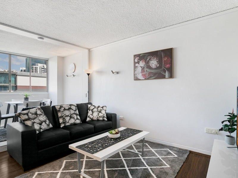 8D/119 Leichhart Street, Spring Hill, Qld 4000