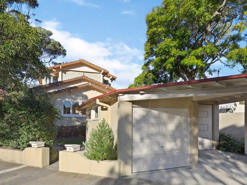 129 &129a Raglan Street, Mosman, NSW 2088