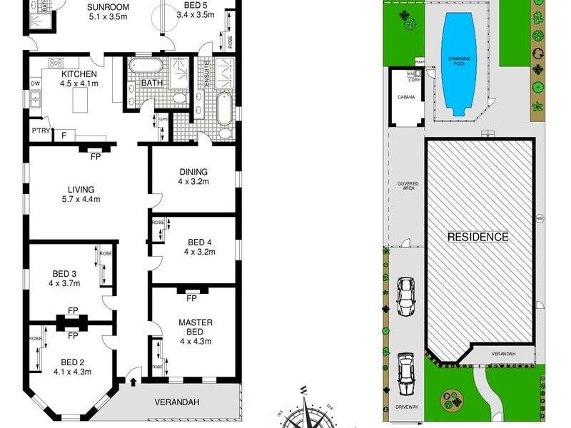 8 Holland Street, Chatswood, NSW 2067 - floorplan