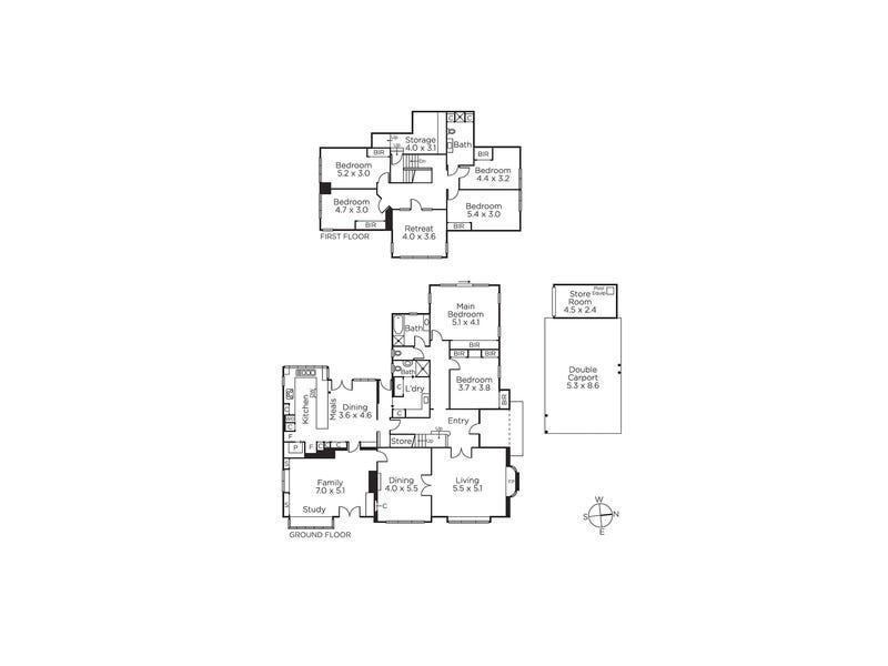7 Marshall Avenue, Kew, Vic 3101 - floorplan