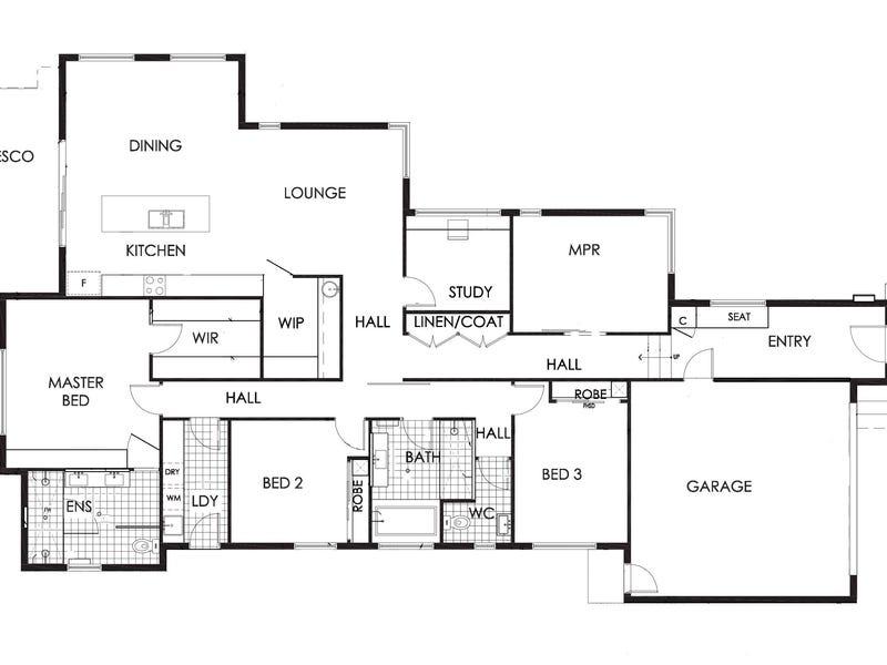 1/11 Purser Street, Chifley, ACT 2606 - floorplan