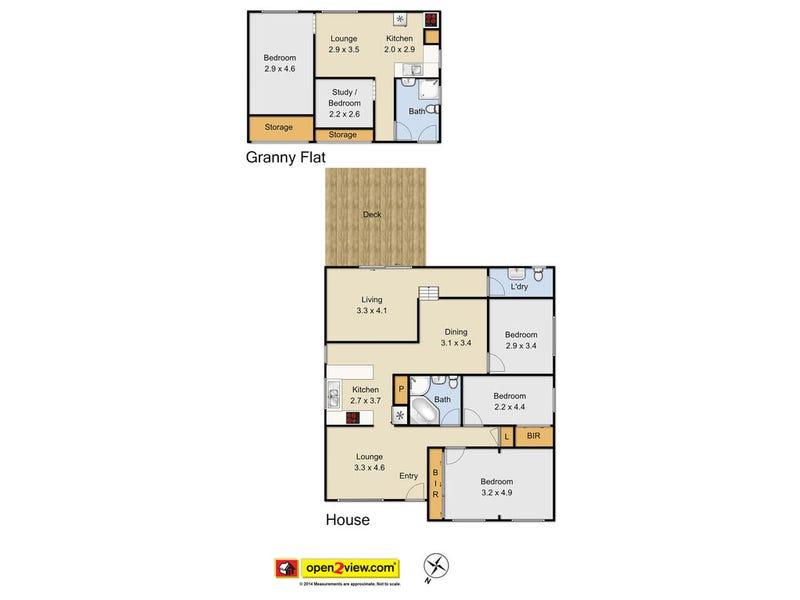 28 Minchinbury Street, Eastern Creek, NSW 2766 - floorplan