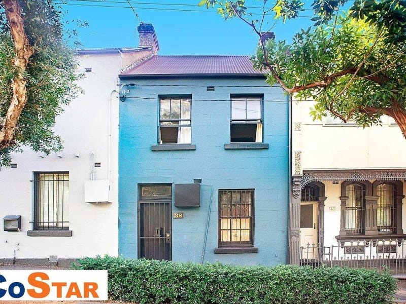 38 Cleveland St, Chippendale, NSW 2008