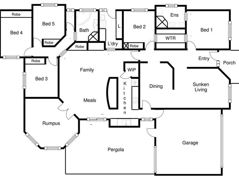 78 Hanrahan Crescent, Dunlop, ACT 2615 - floorplan