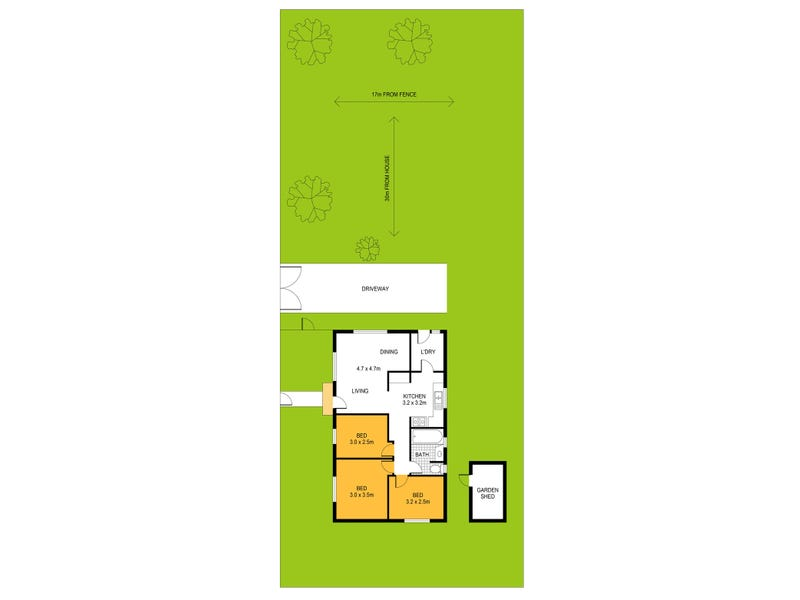 126 Seagull Avenue, Hayborough, SA 5211 - floorplan