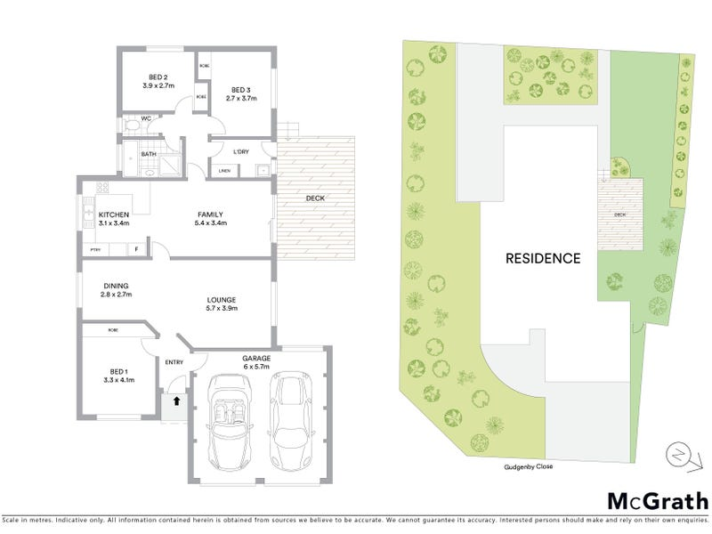 3 Gudgenby Close, Palmerston, ACT 2913 - floorplan